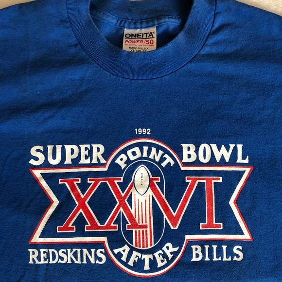 buffalo bills super bowl shirt